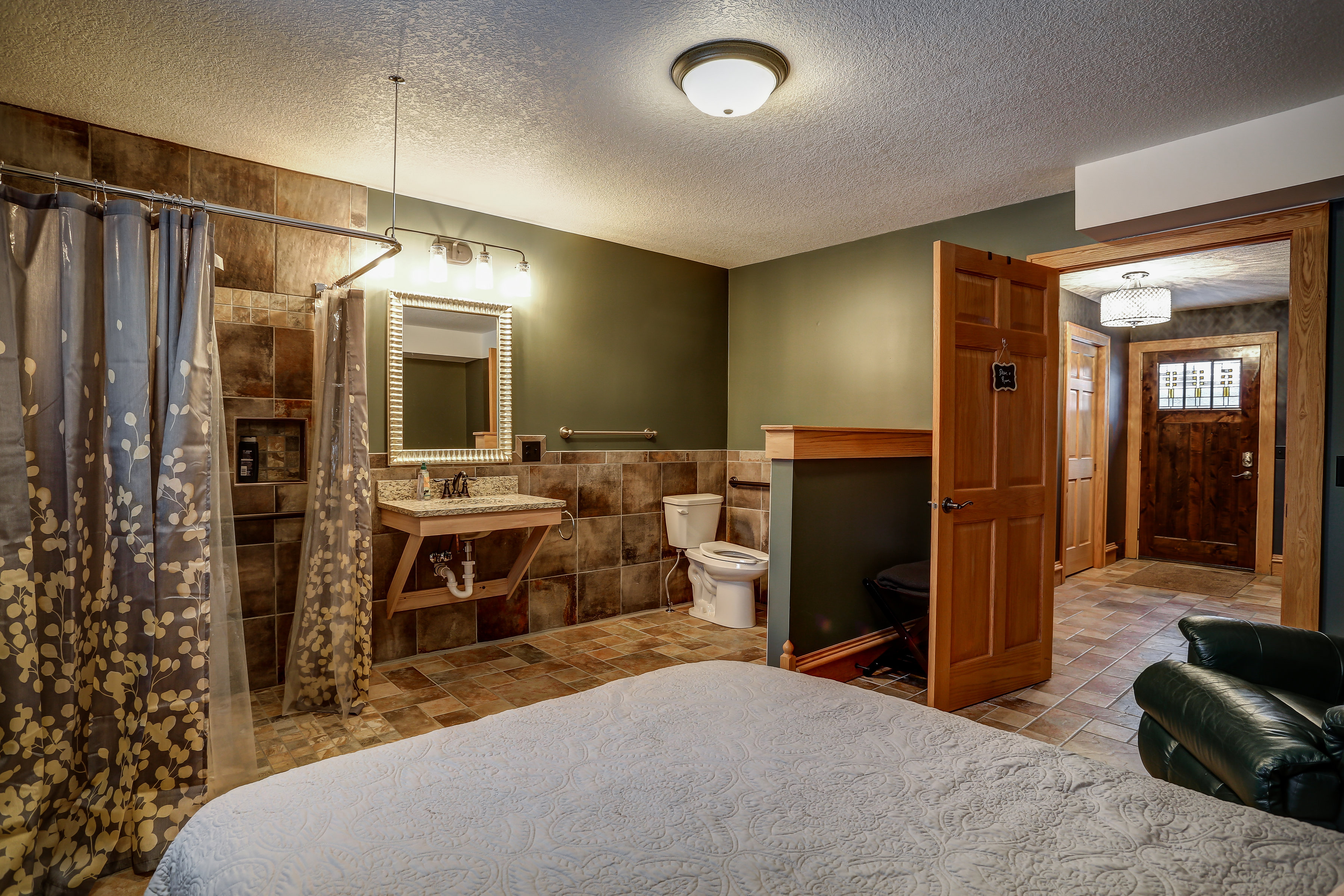Deans Bedroom