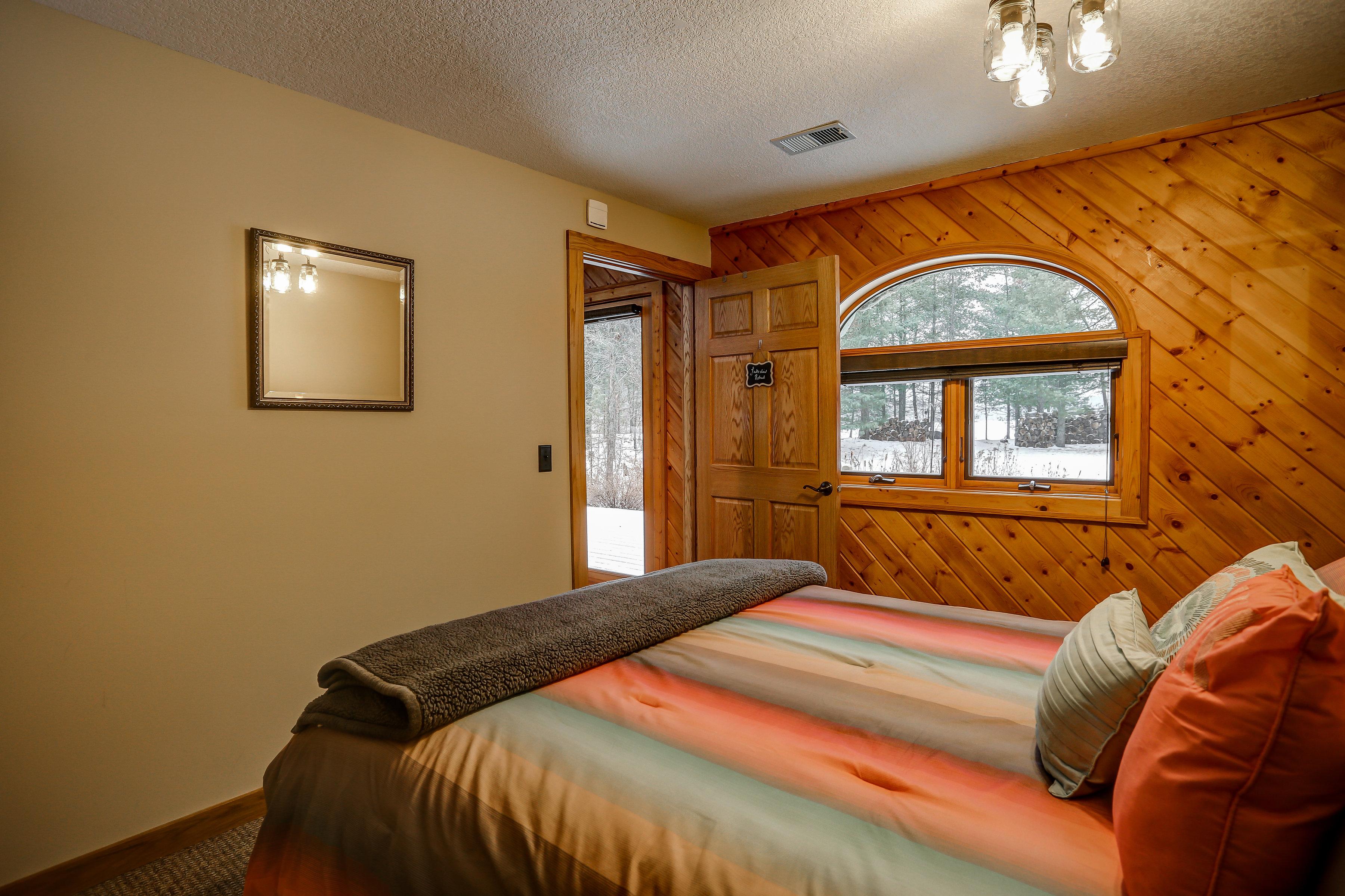 River Rock Bedroom