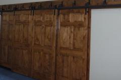 Event Center Barn Doors