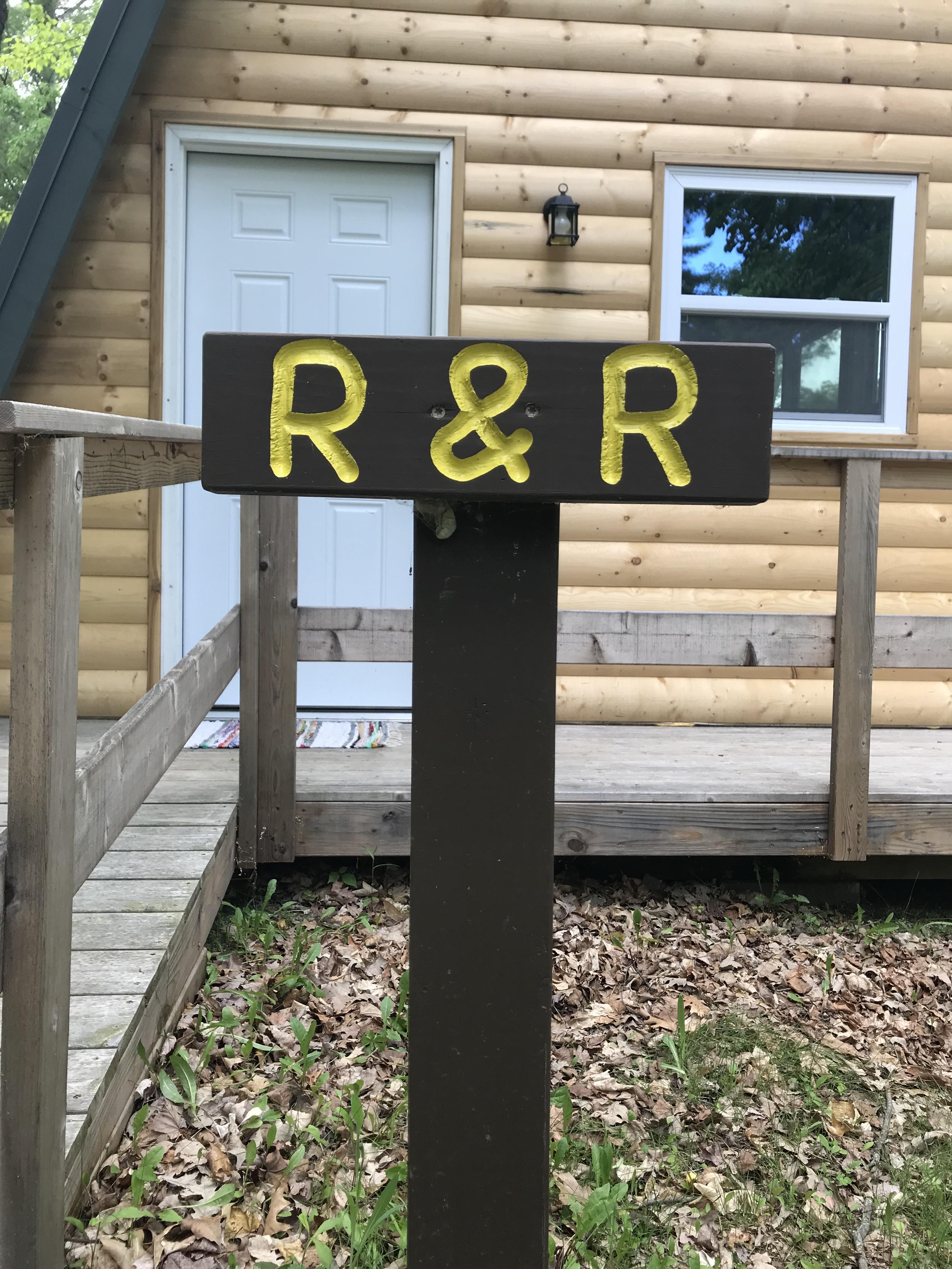 R&R - Sign 2