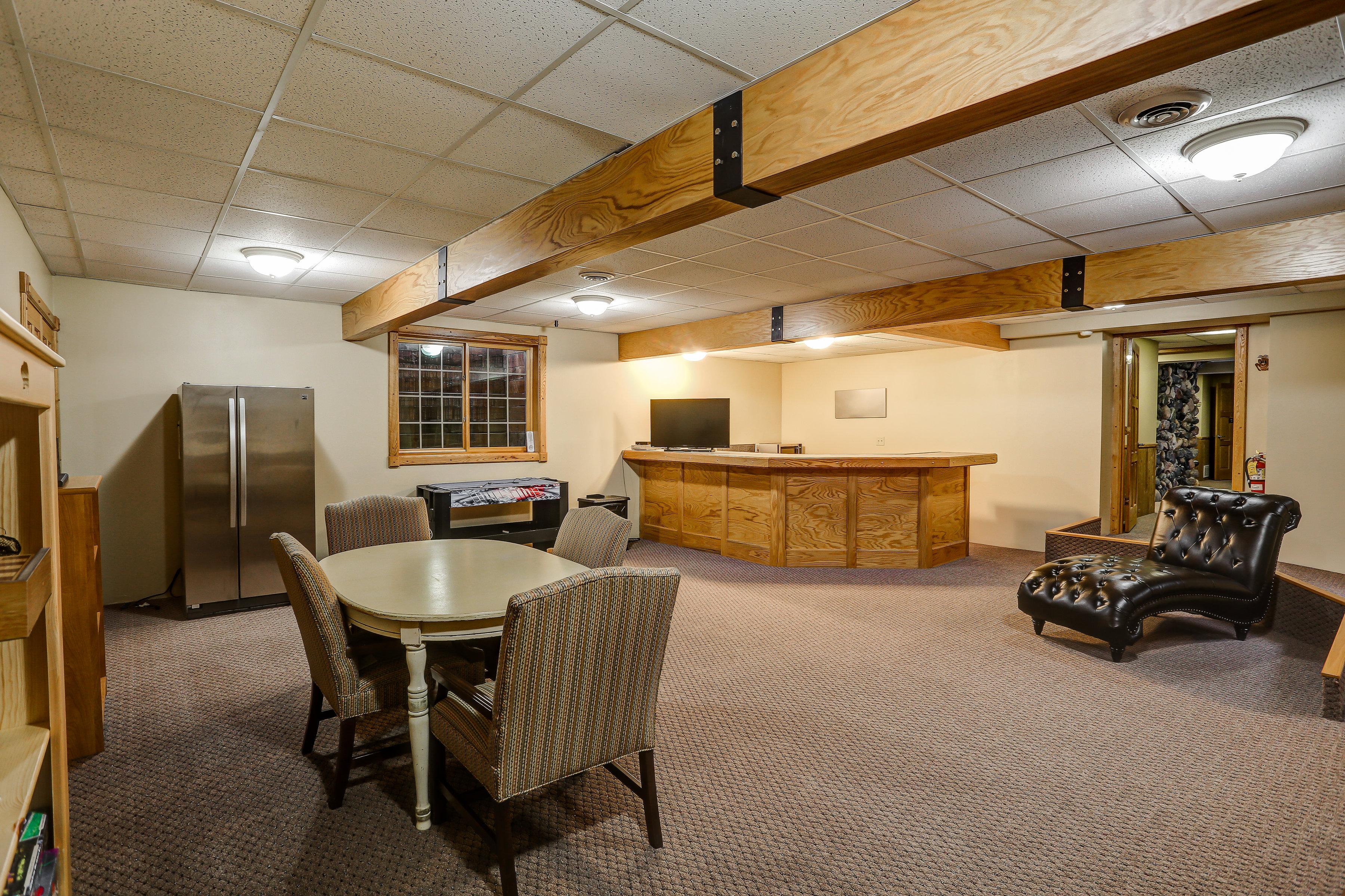 Lodge Game Room