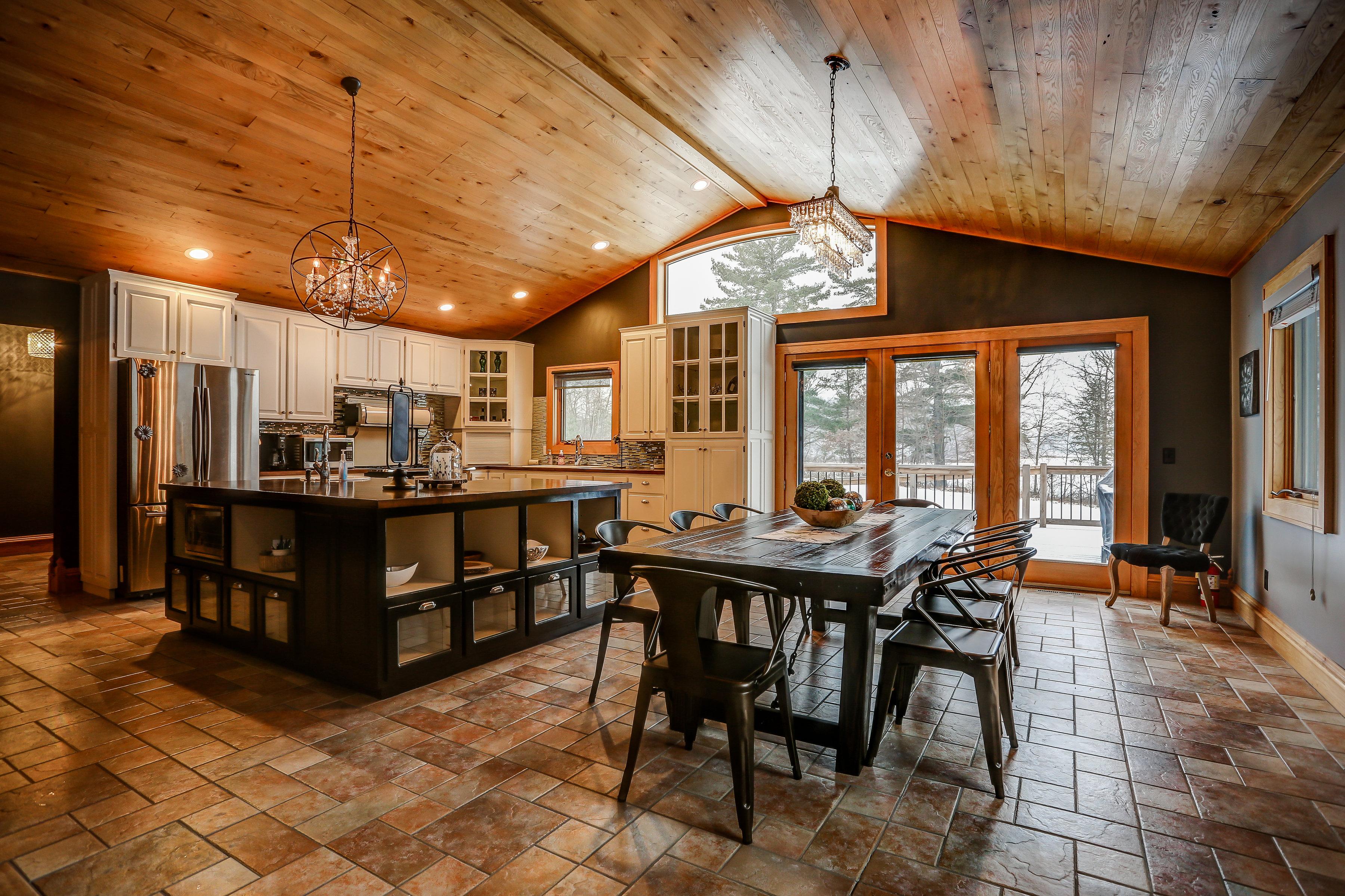 Bliss House Kitchen