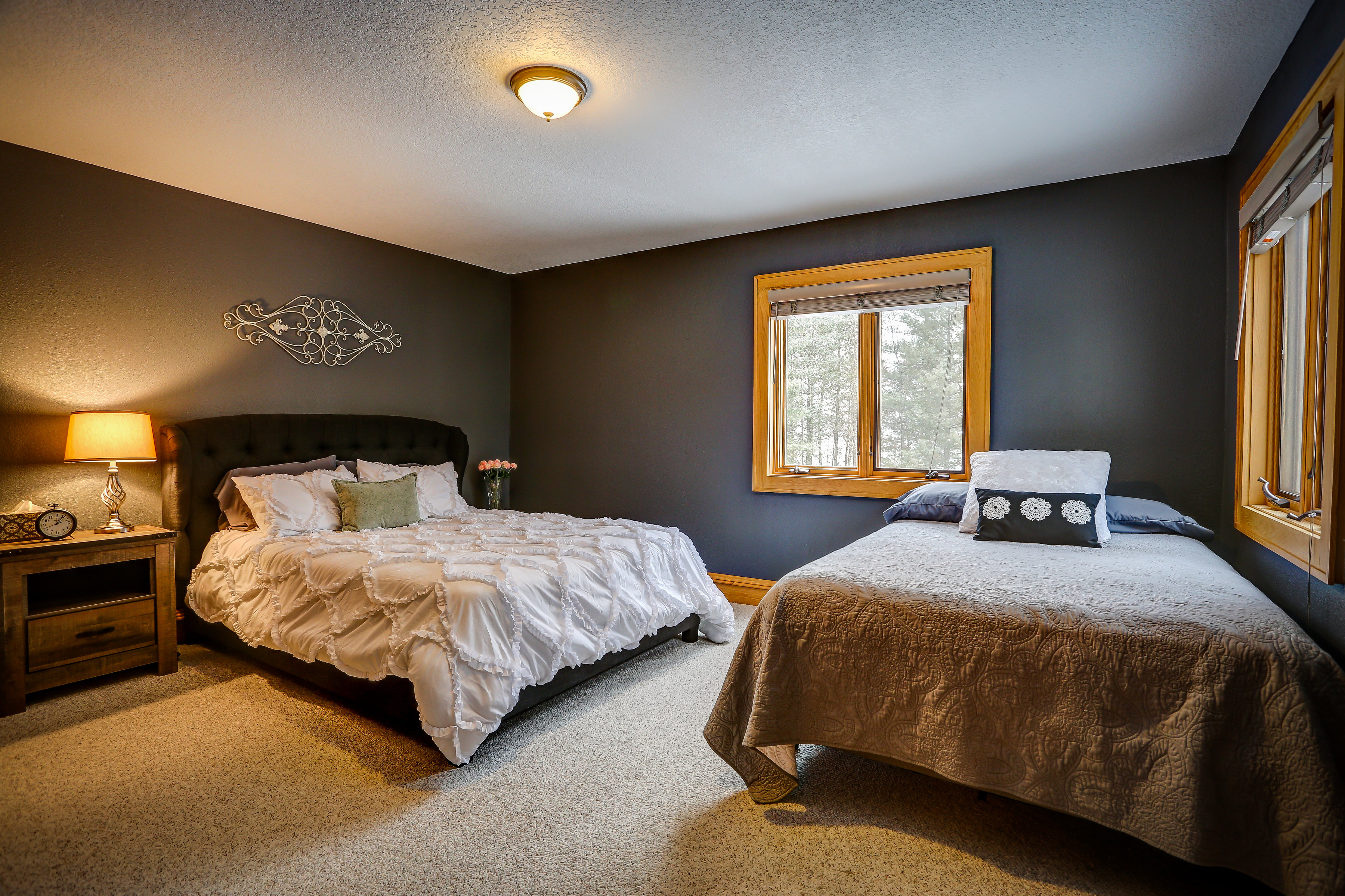 Bliss House Lakeview Bedroom