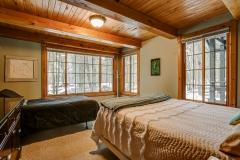 Lodge Blissful Bedroom