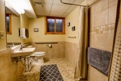 Lodge Downstairs Bathroom