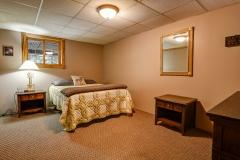 Lodge Happy Camper Bedroom