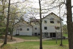 Bliss House Backyard