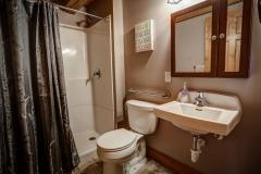 Lodge Main Floor Bathroom