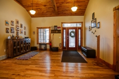 Lodge Main Floor Entry