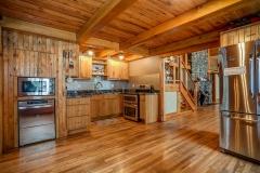 Lodge Main Floor Kitchen