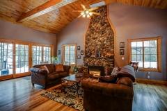 Lodge Main Floor Living Room