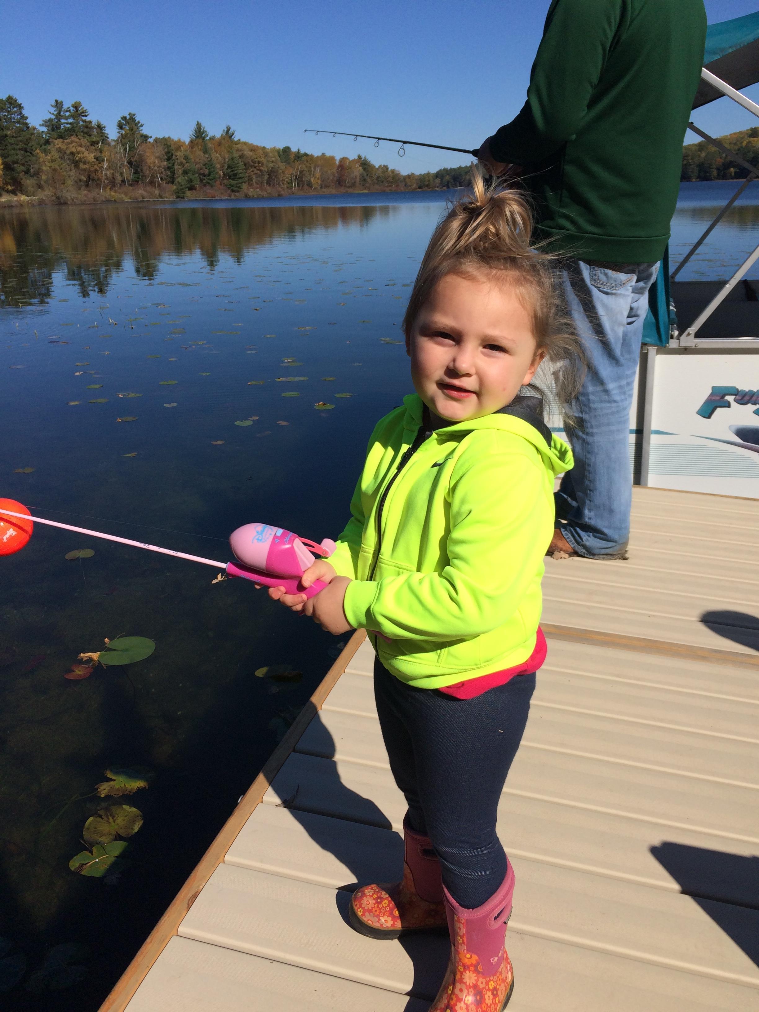 Child-fishing