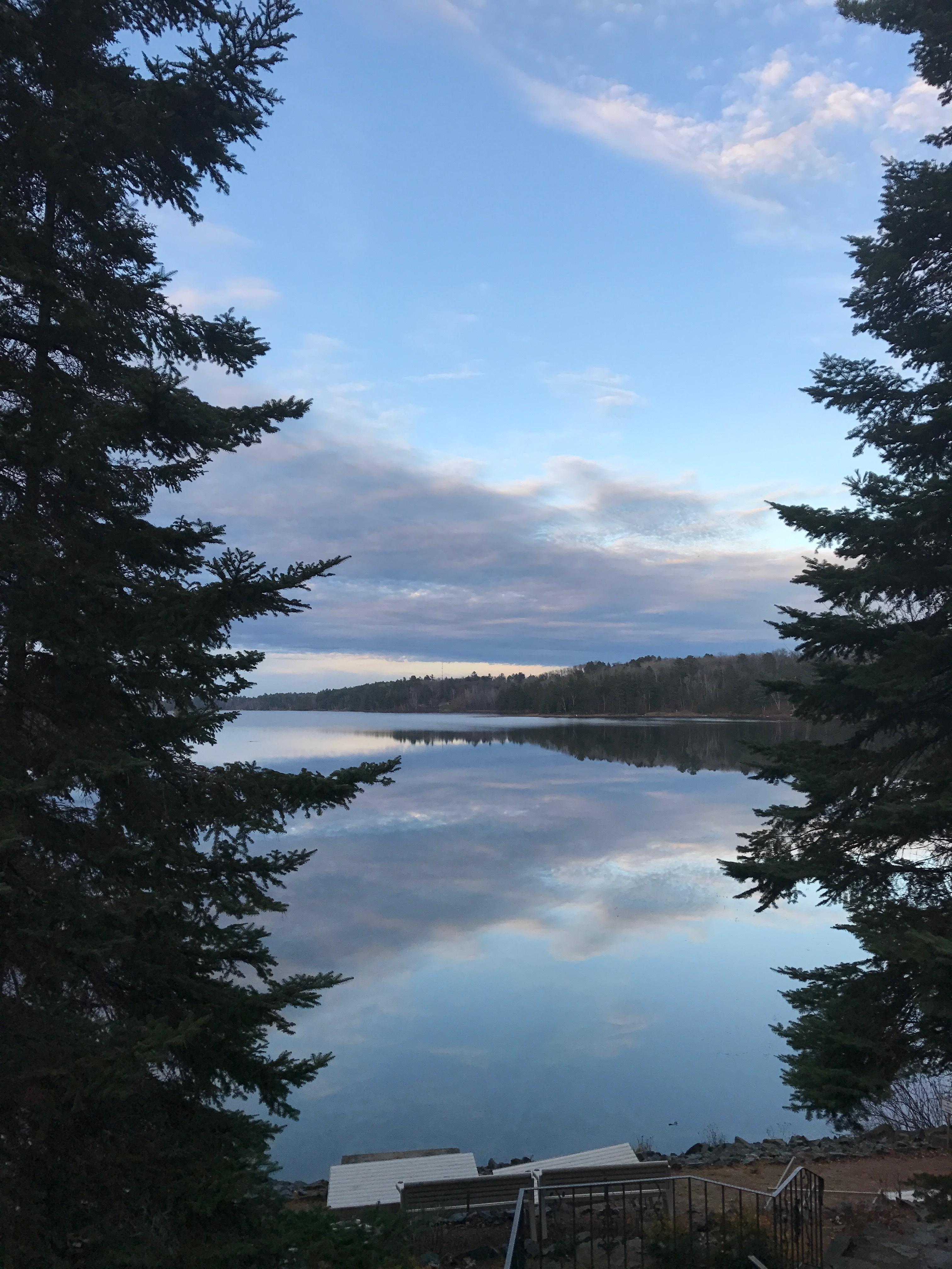 Glassy-Long-Lake-no-dock