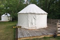 Yurt - Ruffn-it
