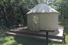 Yurt - The Glamper