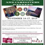 2019 Camp Bliss Retreat Flyer-Warriors Caregivers